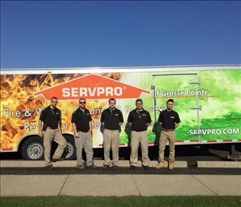 SERVPRO of Grosse Pointe Crew