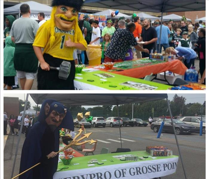 Grosse Pointe North vs. South Tailgate