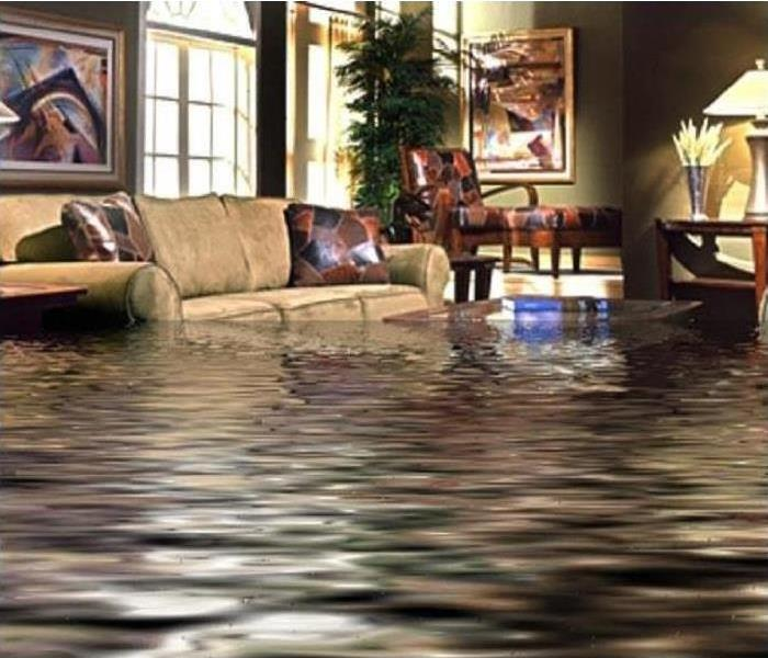A Water Damage Emergency is a serious and scary thing