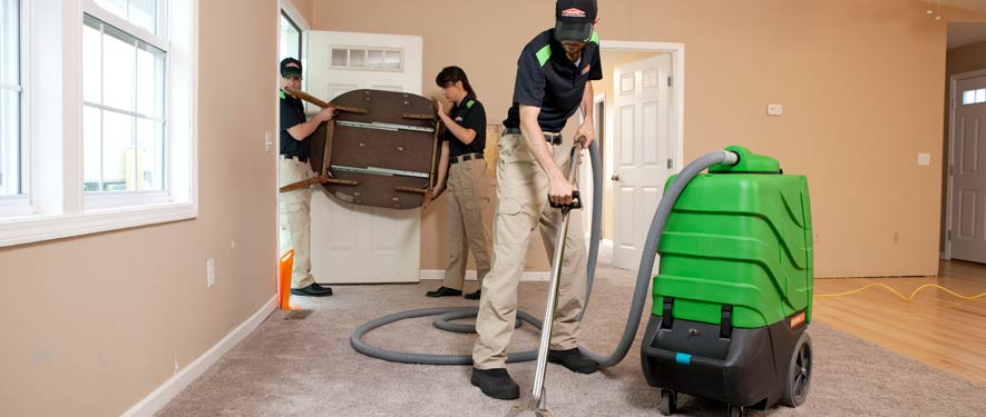 Detroit, MI residential restoration cleaning